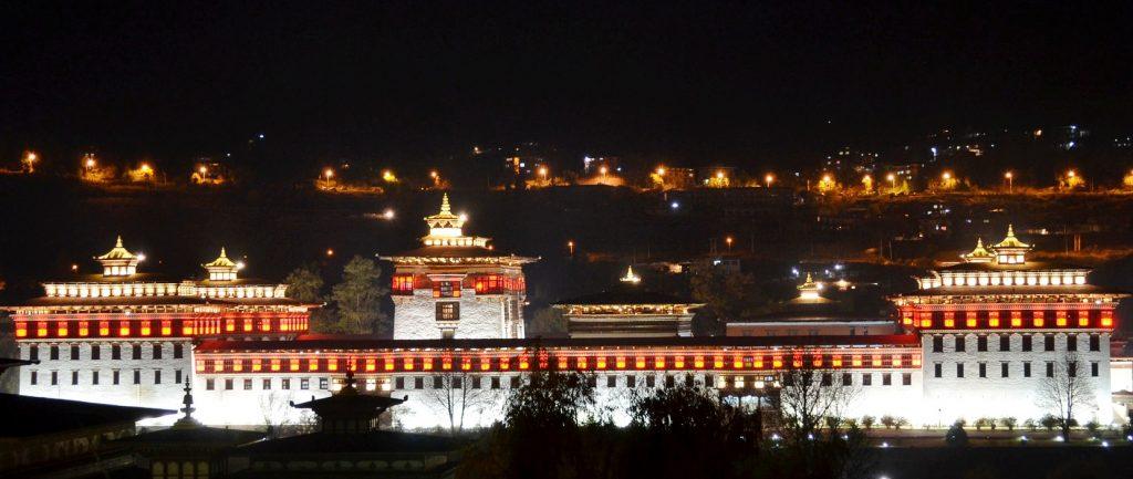 tashi-dzong